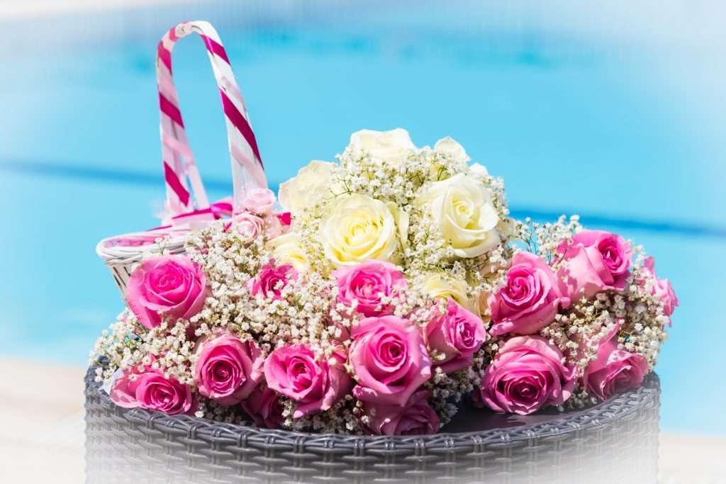 Flowers weddings in north cyprus