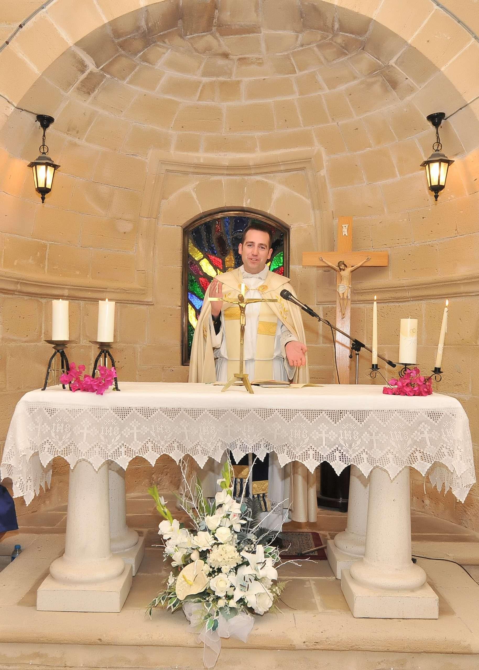 Catholic church weddings in north cyprus