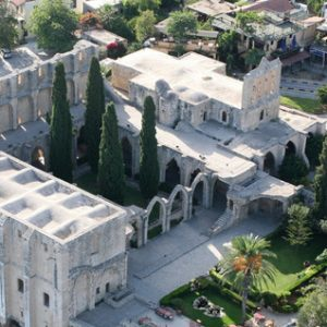 About North Cyprus Bellapais Abbey