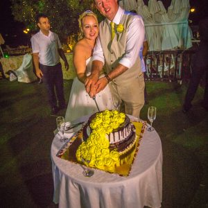 Cakes weddings in north cyprus