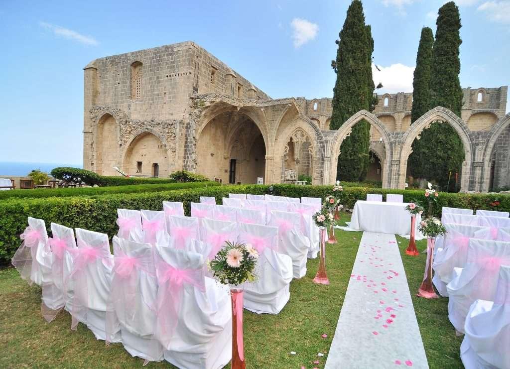 Venues weddings in north cyprus