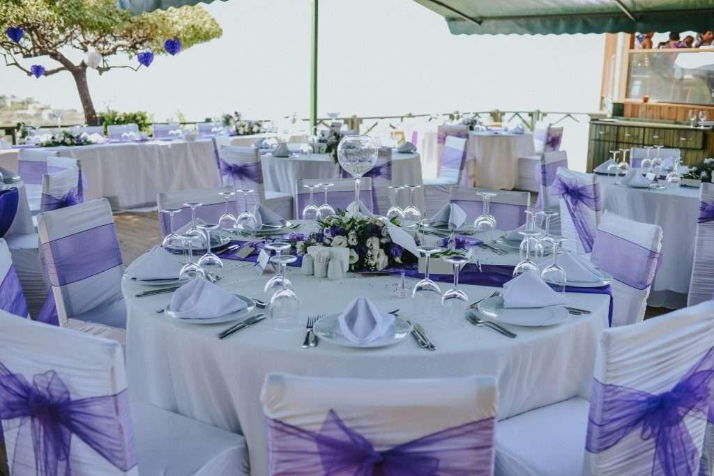 Wedding Decoration weddings in north cyprus