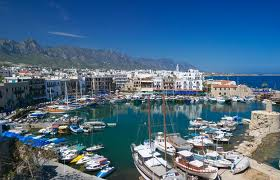 About North Cyprus Kyrenia harbour