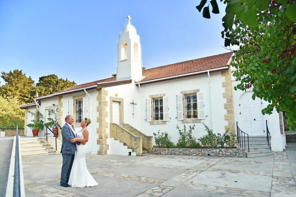 Venues weddings in north cyprusSt Andrews Church