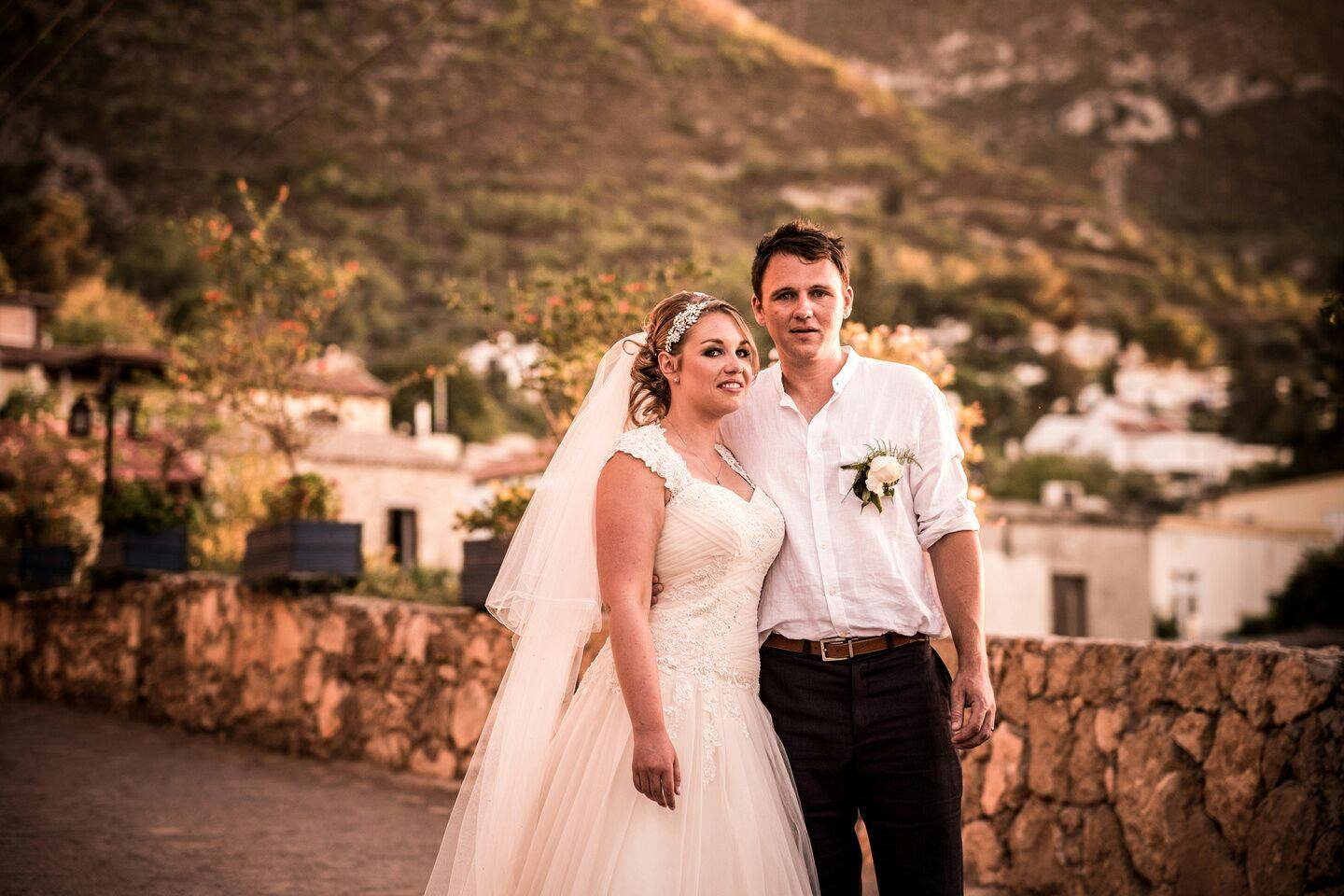 Testimonial weddings in north cyprus