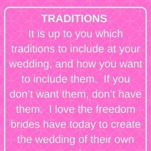 About us 1 wedding tip