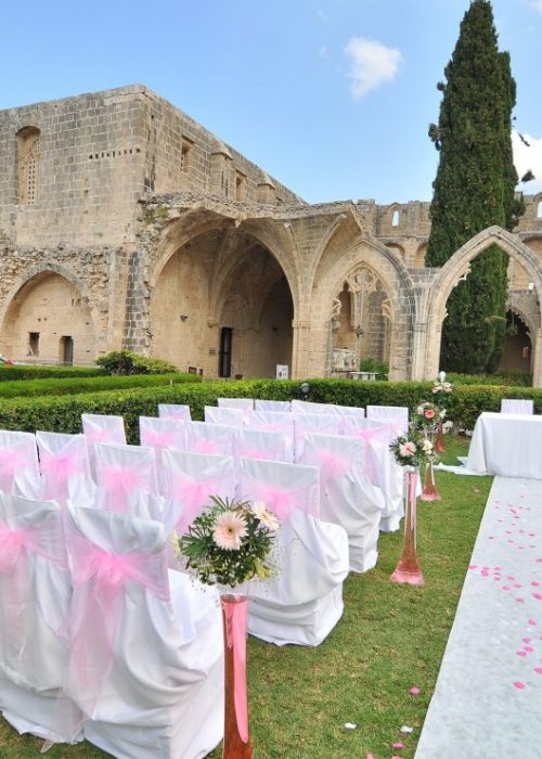 Venues weddings in north cyprus